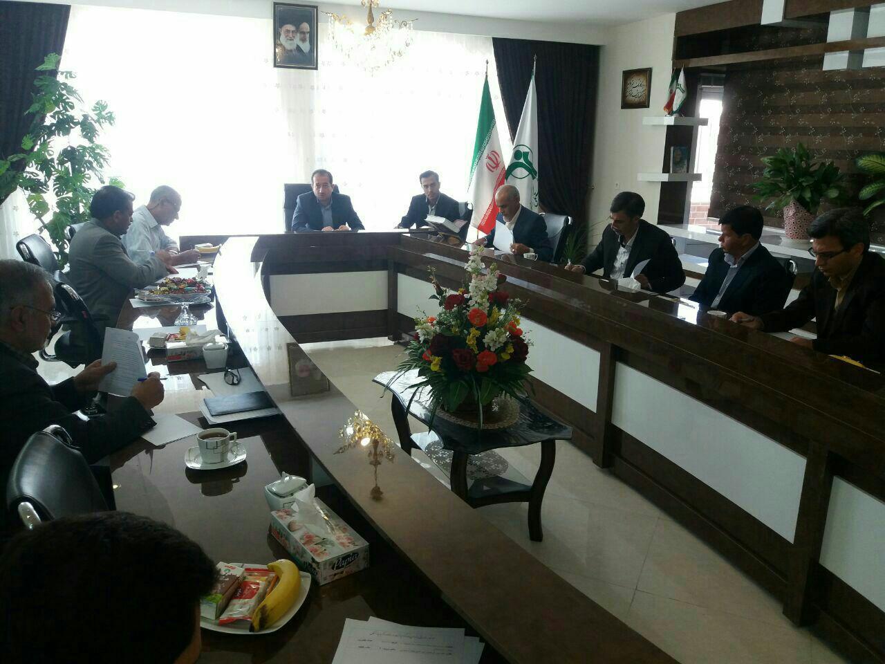 برگزاري سومين جلسه ستاد استاني بزرگداشت روز خانواده و تكريم بازنشستگان